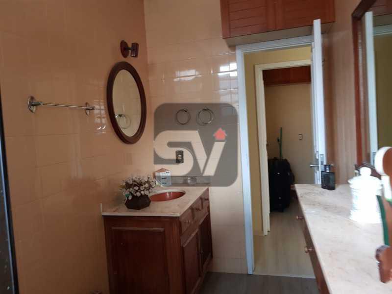 Banheiro social - Vista Livre. Comércio farto. 2 quartos + dependência completa - SVAP20031 - 6