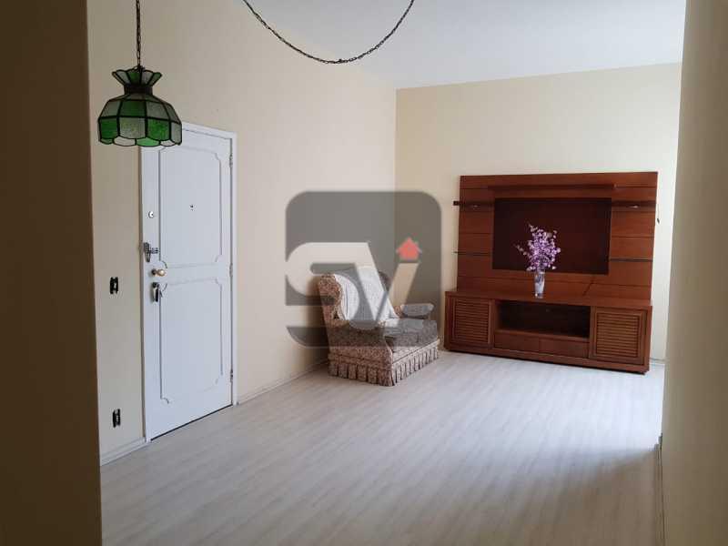 Sala - Vista Livre. Comércio farto. 2 quartos + dependência completa - SVAP20031 - 3