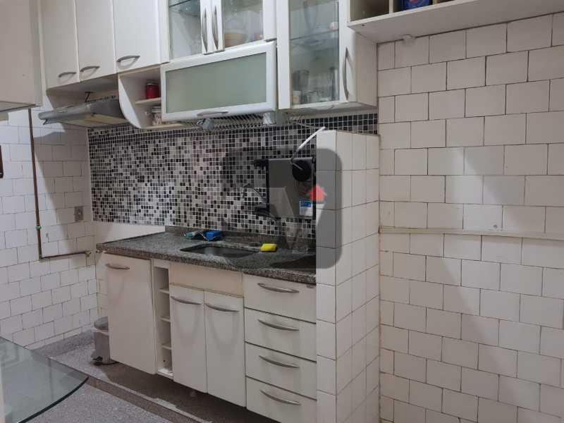 Cozinha - Vista Livre. Comércio farto. 2 quartos + dependência completa - SVAP20031 - 12