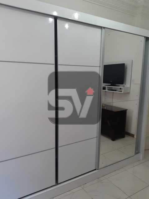 Quarto 2 - Apartamento mobiliado de 3 quartos, esquina com Av. Atlântica - SVAP30025 - 15