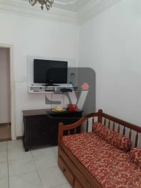 Sala - Apartamento mobiliado de 3 quartos, esquina com Av. Atlântica - SVAP30025 - 4