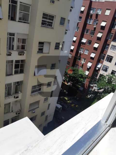 Vista - Apartamento mobiliado de 3 quartos, esquina com Av. Atlântica - SVAP30025 - 19