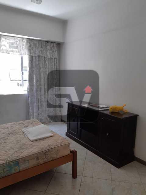 Quarto 3 - Apartamento mobiliado de 3 quartos, esquina com Av. Atlântica - SVAP30025 - 17