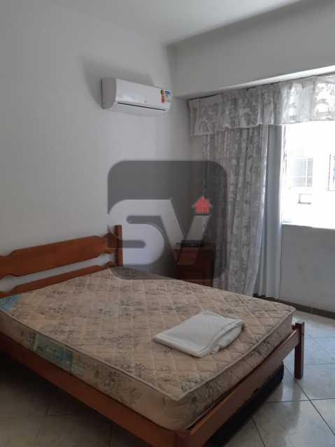 3 Quarto - Apartamento mobiliado de 3 quartos, esquina com Av. Atlântica - SVAP30025 - 16