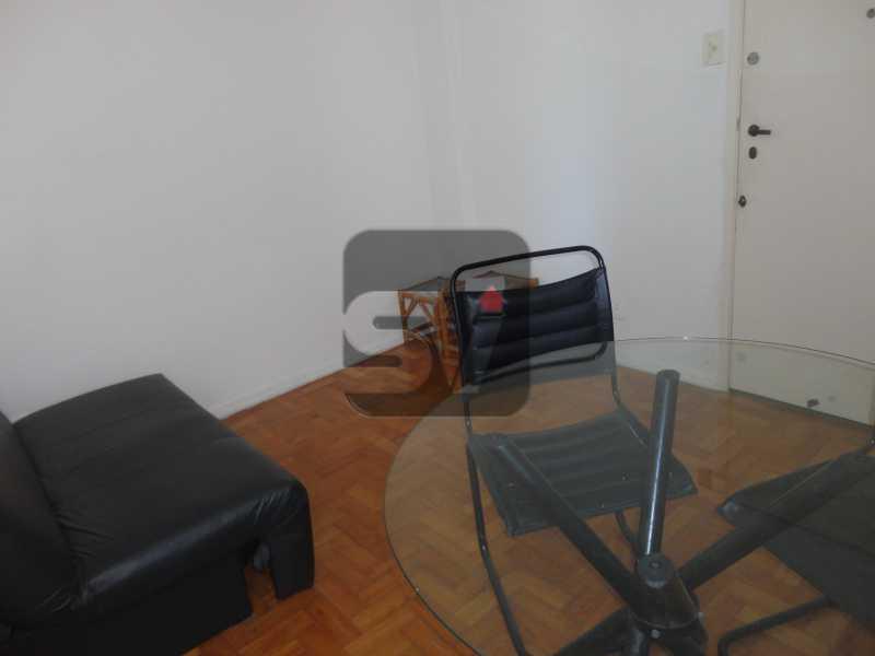 Sala - Flamengo. Andar alto. Semi Mobiliado. 1 Quarto. Vaga - SVAP10032 - 4