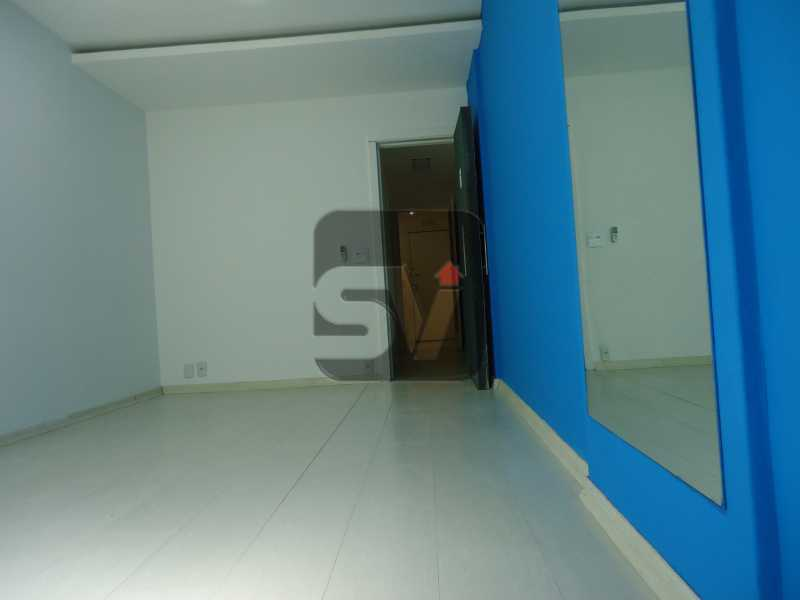 Sala - Sala Comercial Rio de Janeiro, zona sul,Copacabana, RJ Para Alugar, 40m² - SVSL00005 - 13