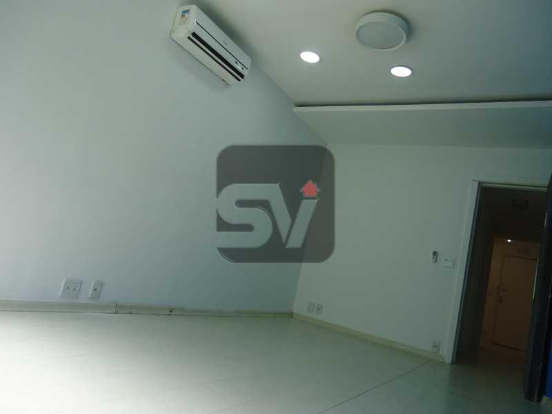 Sala - Sala Comercial Rio de Janeiro, zona sul,Copacabana, RJ Para Alugar, 40m² - SVSL00005 - 10