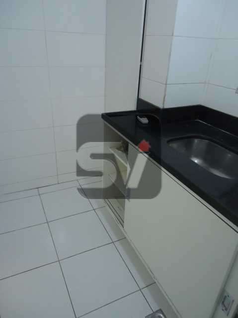 Cozinha - Sala Comercial Rio de Janeiro, zona sul,Copacabana, RJ Para Alugar, 40m² - SVSL00005 - 6