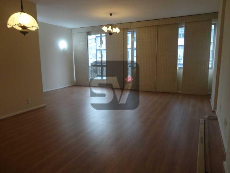 Sala - Apartamento 3 quartos para alugar Rio de Janeiro,RJ - R$ 2.900 - SVAP30029 - 1