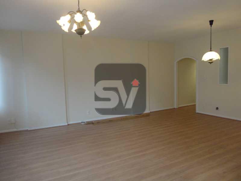 Sala - Apartamento 3 quartos para alugar Rio de Janeiro,RJ - R$ 2.900 - SVAP30029 - 3