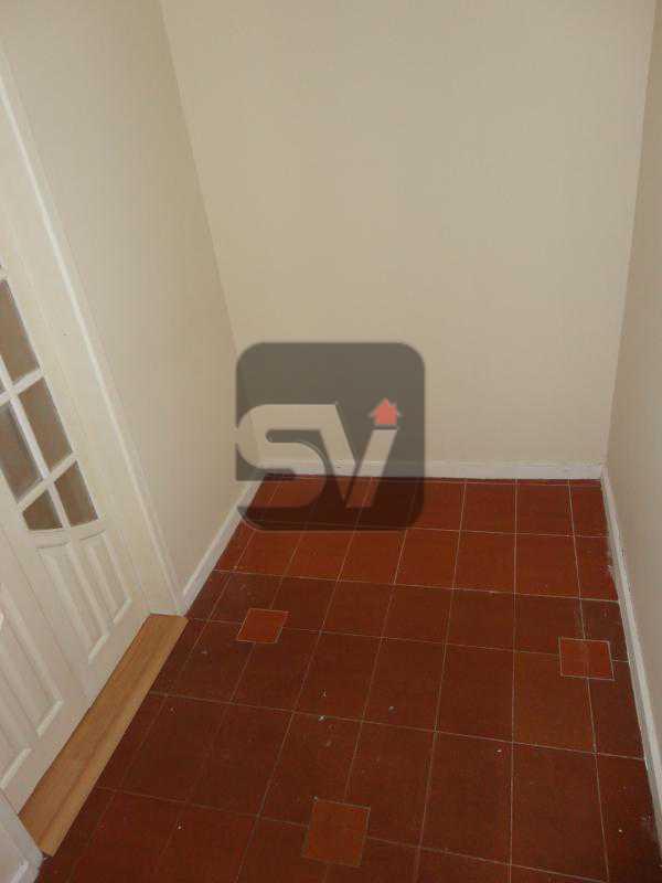 Dependência reversível - Apartamento 3 quartos para alugar Rio de Janeiro,RJ - R$ 2.900 - SVAP30029 - 7