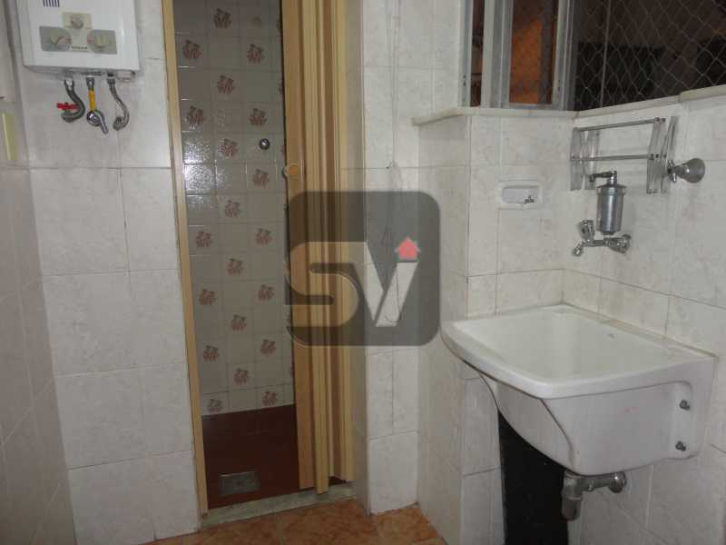 Área de serviço - Apartamento 3 quartos para alugar Rio de Janeiro,RJ - R$ 2.900 - SVAP30029 - 22