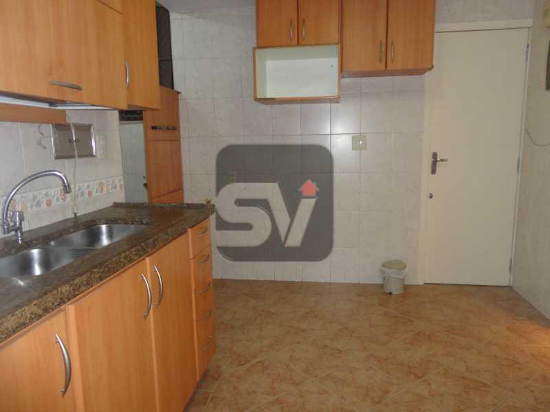 Cozinha - Apartamento 3 quartos para alugar Rio de Janeiro,RJ - R$ 2.900 - SVAP30029 - 17
