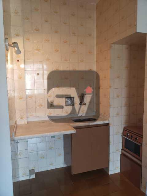 Cozinha - Fundos. Vista Livre. Flamengo. Conjugado 2 ambientes - SVKI00021 - 7