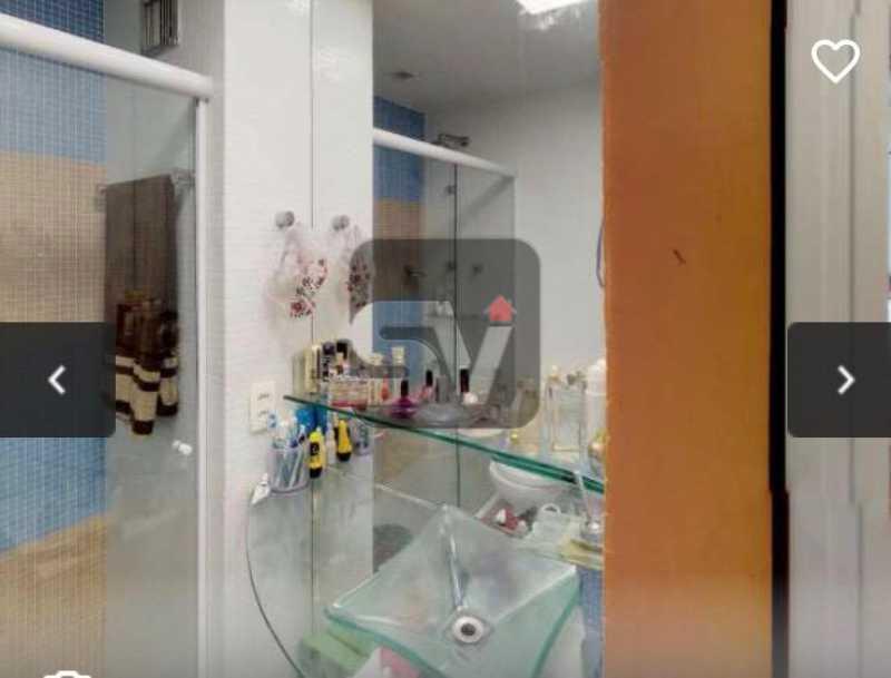 Banheiro - COBERTURA HUMAITÁ, 3 QTOS, VAGA GARAGEM, VISTA CRISTO - SVCO30001 - 9