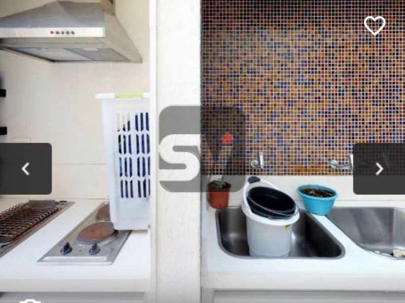 Cozinha - COBERTURA HUMAITÁ, 3 QTOS, VAGA GARAGEM, VISTA CRISTO - SVCO30001 - 13