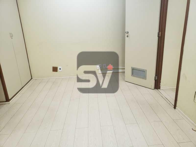 Sala 1 - Centro. 4 salas. Recepção. Ar central. Copa e banheiro - SVSL00009 - 5