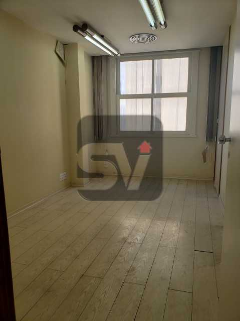 Sala 3 - Centro. 4 salas. Recepção. Ar central. Copa e banheiro - SVSL00009 - 9