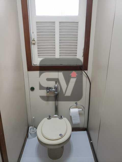 Banheiro - Centro. 4 salas. Recepção. Ar central. Copa e banheiro - SVSL00009 - 18