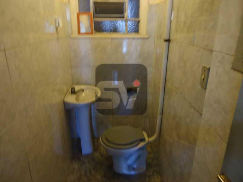Banheiro  - Loja de Rua , sem condominio, Tijuca/ Rio Comprido - SVLJ00005 - 7