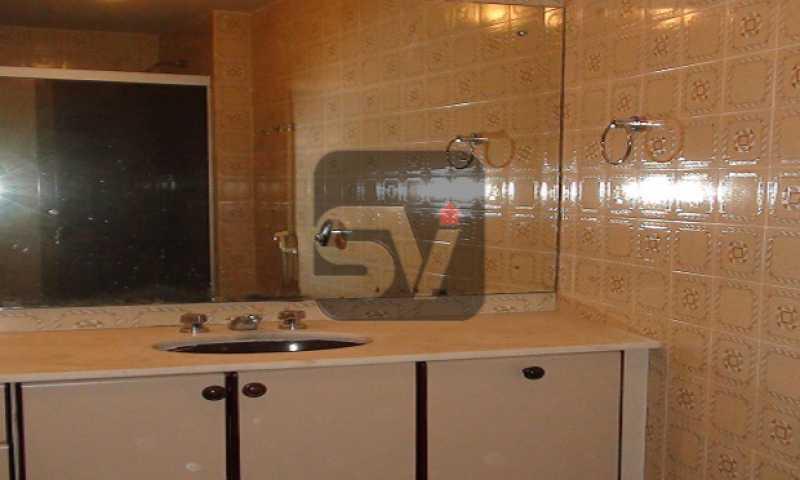 Banheiro - Laranjeiras, 3 Quartos, 2 Vagas, Silencioso - SVAP30035 - 7