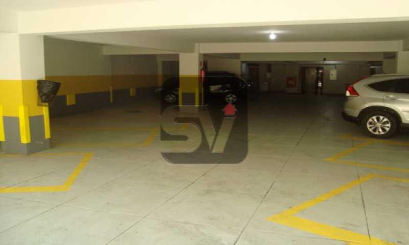 Garagem - Laranjeiras, 3 Quartos, 2 Vagas, Silencioso - SVAP30035 - 17