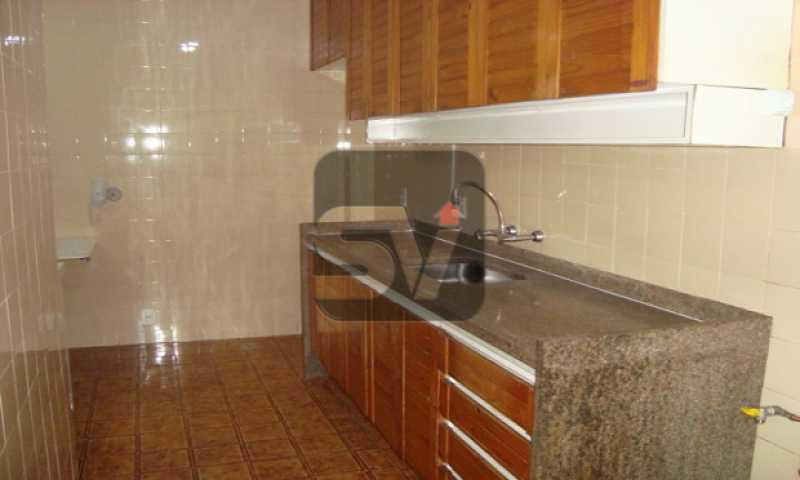 Cozinha - Laranjeiras, 3 Quartos, 2 Vagas, Silencioso - SVAP30035 - 14