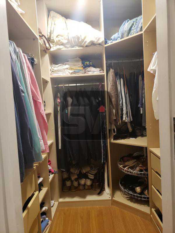 Closet - 3QUARTOS.(1 suíte com closet) . Vaga. - SVAP30037 - 14