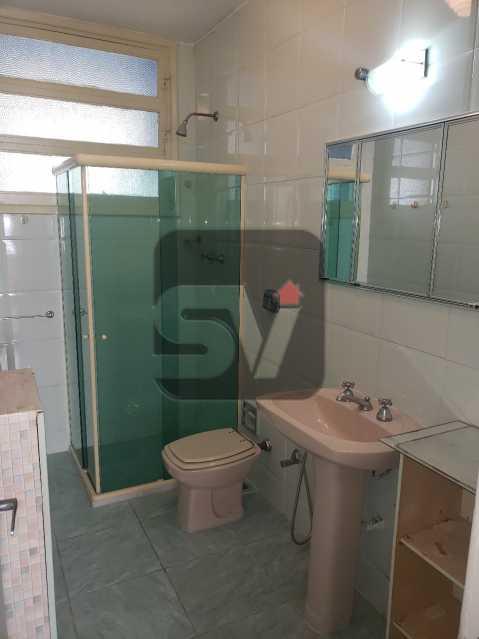 Banheiro - Copacabana. 3 Quartos. Andar Alto - SVAP30043 - 5