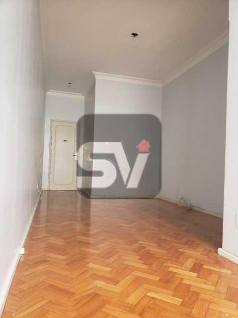 Sala - Copacabana. 3 Quartos. Andar Alto - SVAP30043 - 1