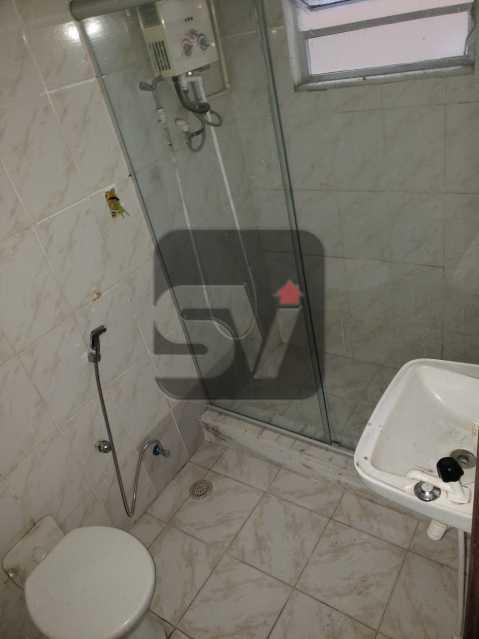Banheiro  - Conjugado. Botafogo. Comércio farto. Próximo FGV e IBMR - SVKI00025 - 5