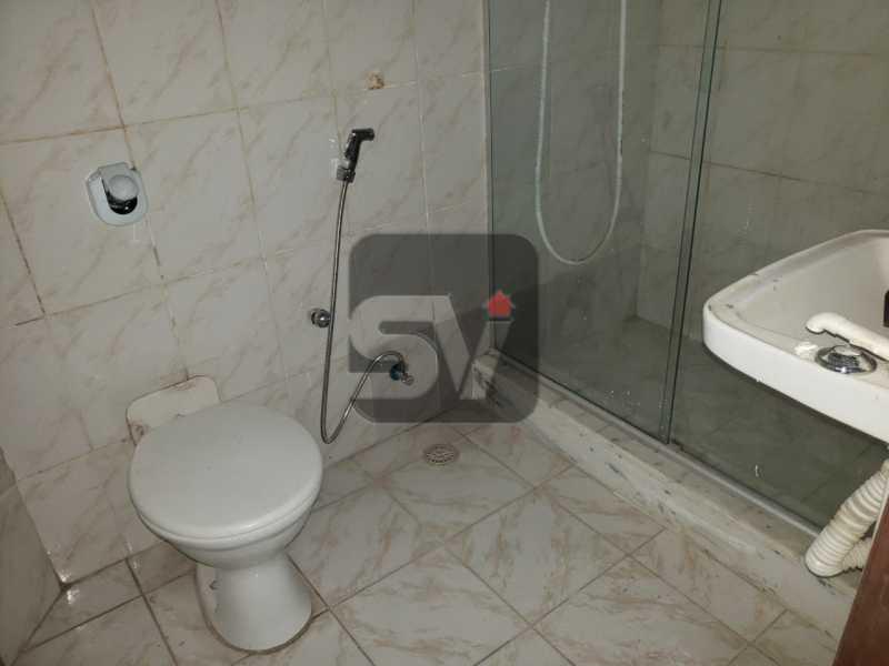Banheiro  - Conjugado. Botafogo. Comércio farto. Próximo FGV e IBMR - SVKI00025 - 6