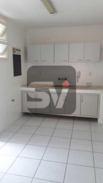 Cozinha - 3 Quartos (1 Suíte). Lavabo. Vaga. Varanda. - SVAP30044 - 13
