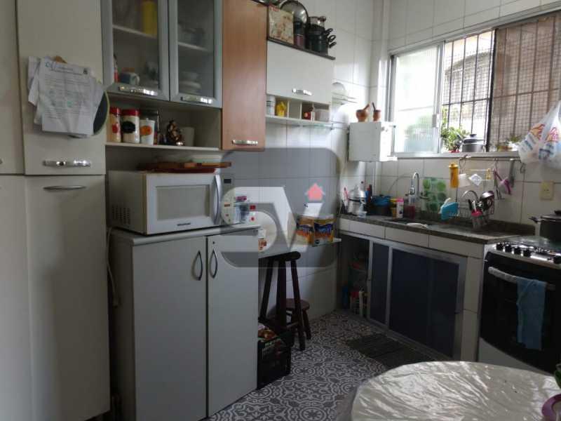 Cozinha - São Cristóvão. 2 quartos. Vista Livre. - SVAP20062 - 8