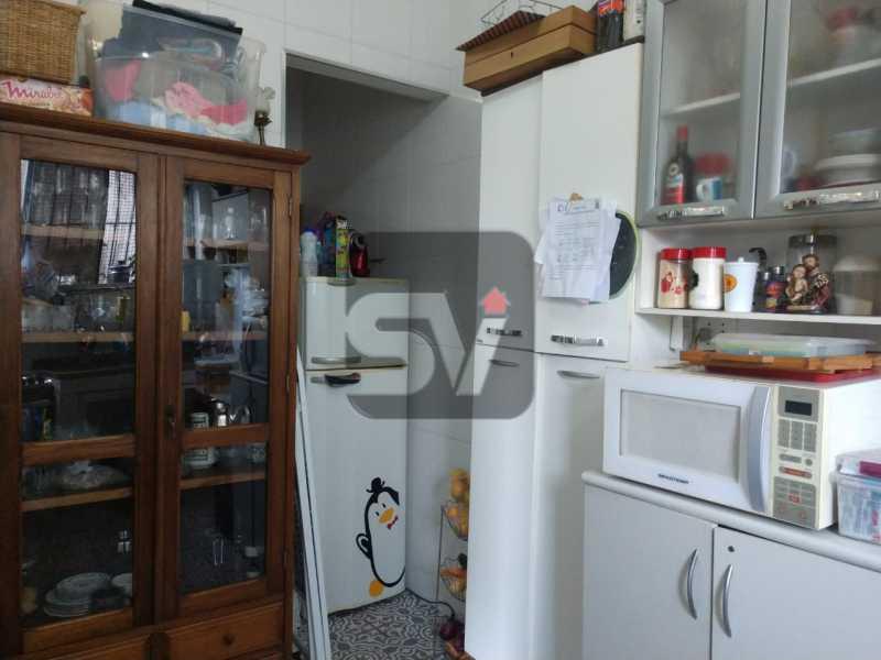 Cozinha - São Cristóvão. 2 quartos. Vista Livre. - SVAP20062 - 9