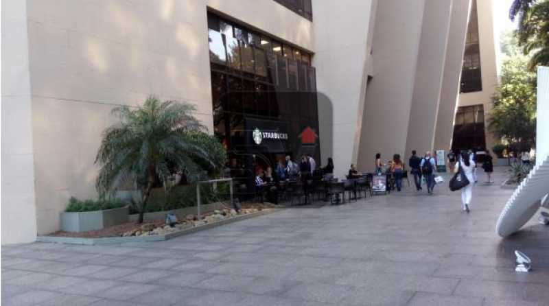 Loja-Edifcio Argentina - Valor á negociar. Loja ampla 672 m². Botafogo. - SVLJ00007 - 6