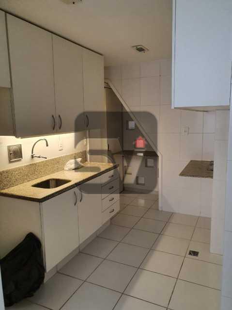 Cozinha - Vaga. Laranjeiras. 2 Quartos. - SVAP20063 - 10