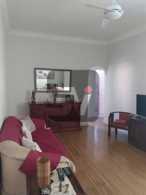 Sala - Apartamento 3 quartos, em ótima localização - SVAP30045 - 4