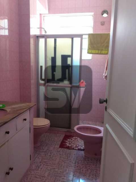 Banheiro Social - Apartamento 3 quartos, em ótima localização - SVAP30045 - 14
