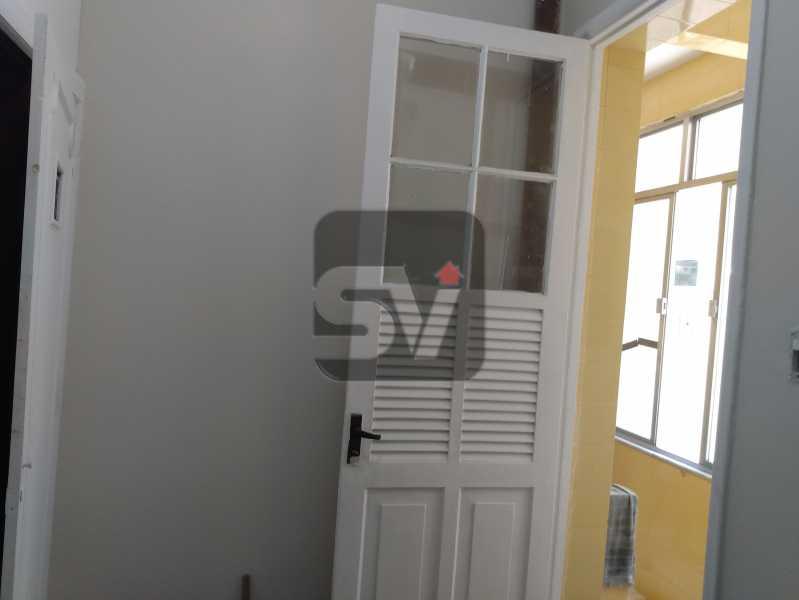 Dependência  - Apartamento 3 quartos, em ótima localização - SVAP30045 - 18