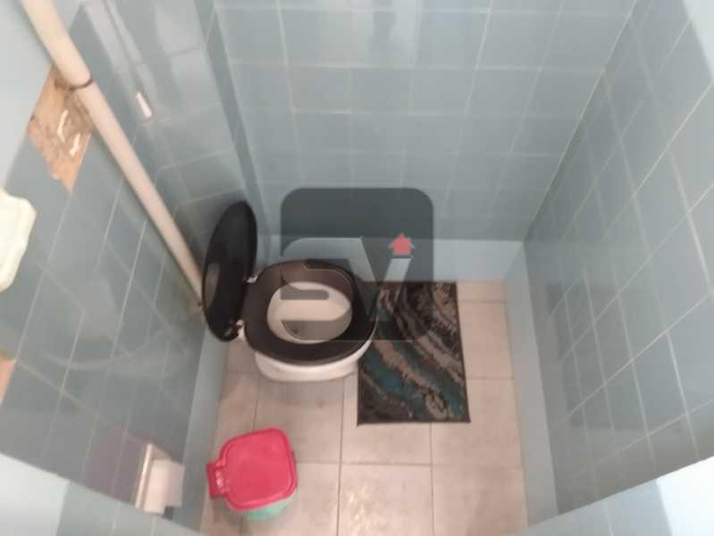 Banheiro Dependência  - Apartamento 3 quartos, em ótima localização - SVAP30045 - 24
