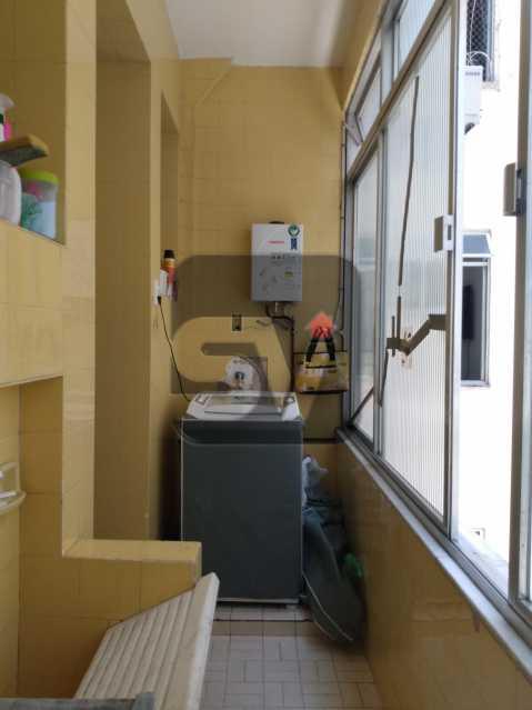 Área de Serviço - Apartamento 3 quartos, em ótima localização - SVAP30045 - 16