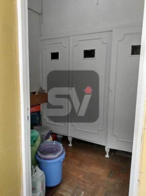 Dependência - Apartamento 3 quartos, em ótima localização - SVAP30045 - 19