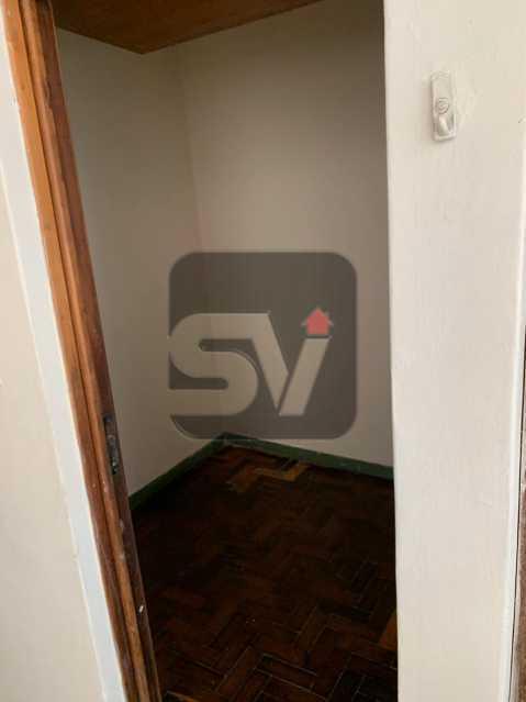 Dependência - Ótimo apartamento, de 3 quartos em Botafogo. - SVAP30047 - 12