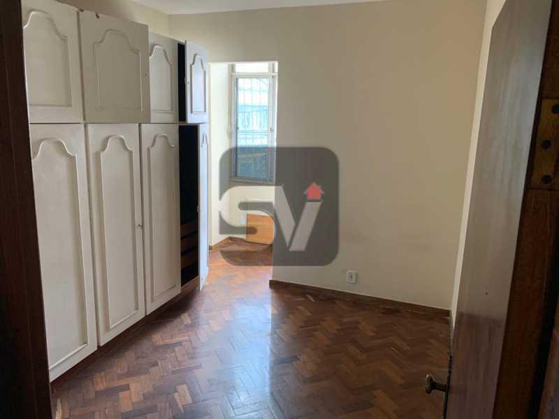 Quarto - Ótimo apartamento, de 3 quartos em Botafogo. - SVAP30047 - 6
