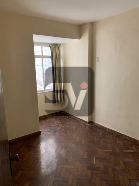 Sala - Ótimo apartamento, de 3 quartos em Botafogo. - SVAP30047 - 1