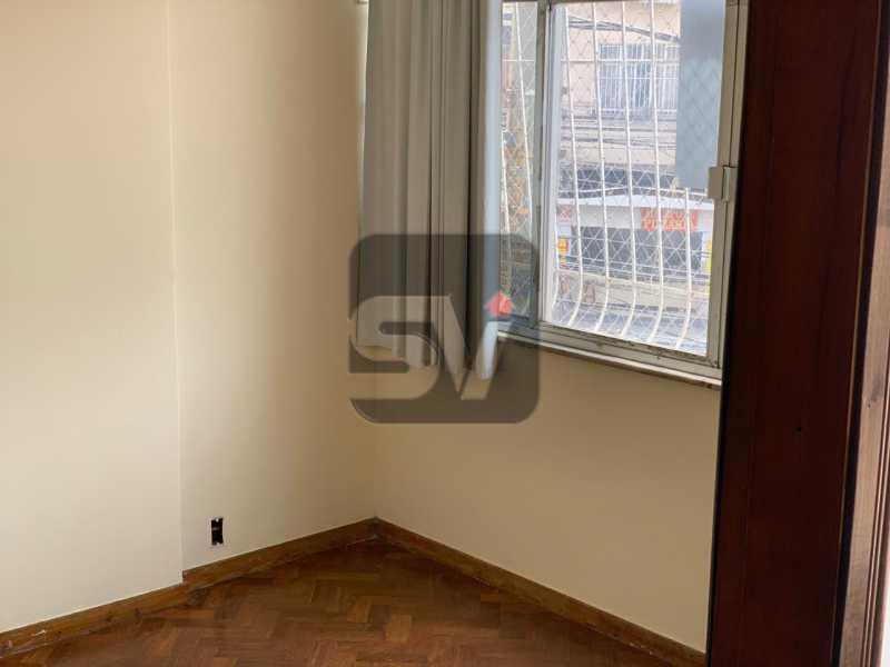 Quarto - Ótimo apartamento, de 3 quartos em Botafogo. - SVAP30047 - 7