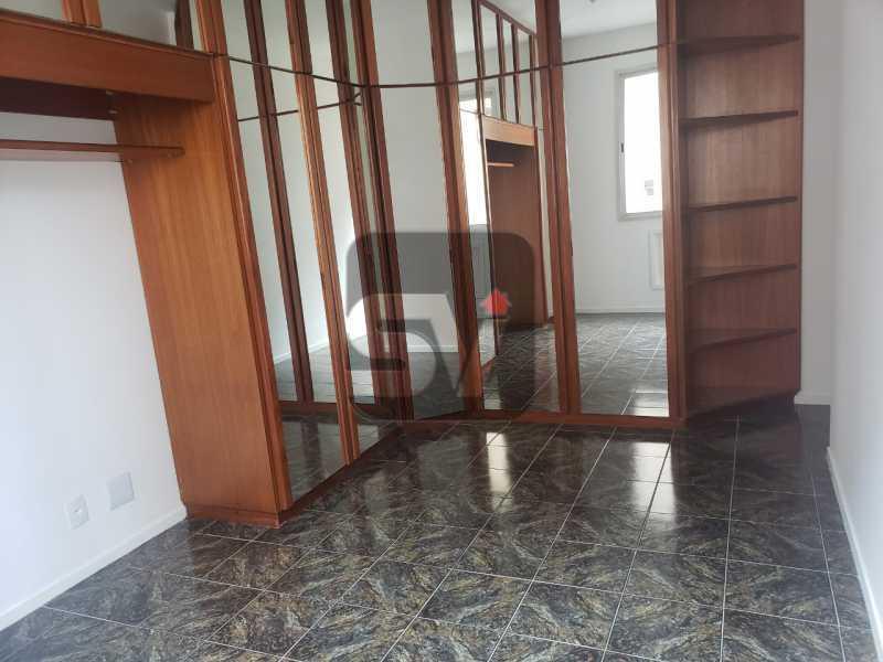 Quarto 2 - Silencioso. 2 Quartos. Vaga. Botafogo. Varanda - SVAP20072 - 10