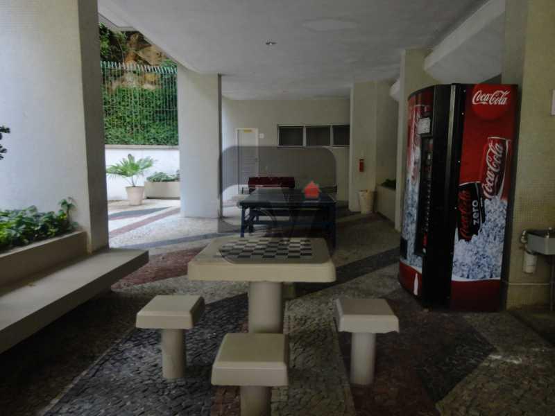 Play - Silencioso. 2 Quartos. Vaga. Botafogo. Varanda - SVAP20072 - 27