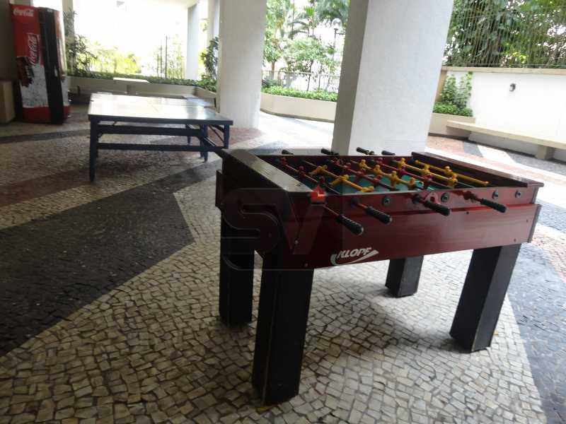 Play - Silencioso. 2 Quartos. Vaga. Botafogo. Varanda - SVAP20072 - 29